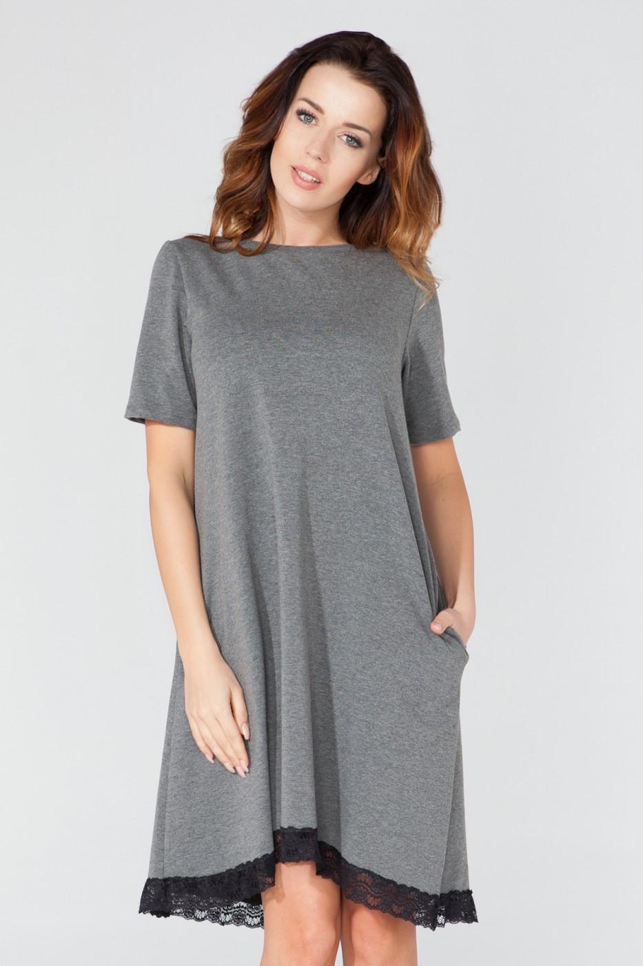 Denní šaty model 51729 Tessita XL