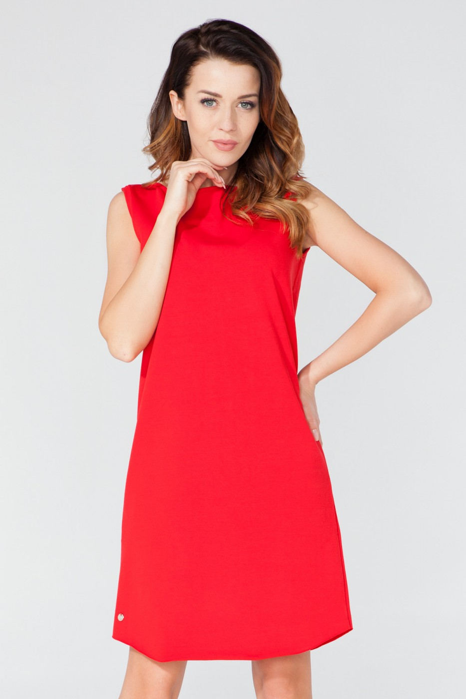 Denní šaty model 51734 Tessita S