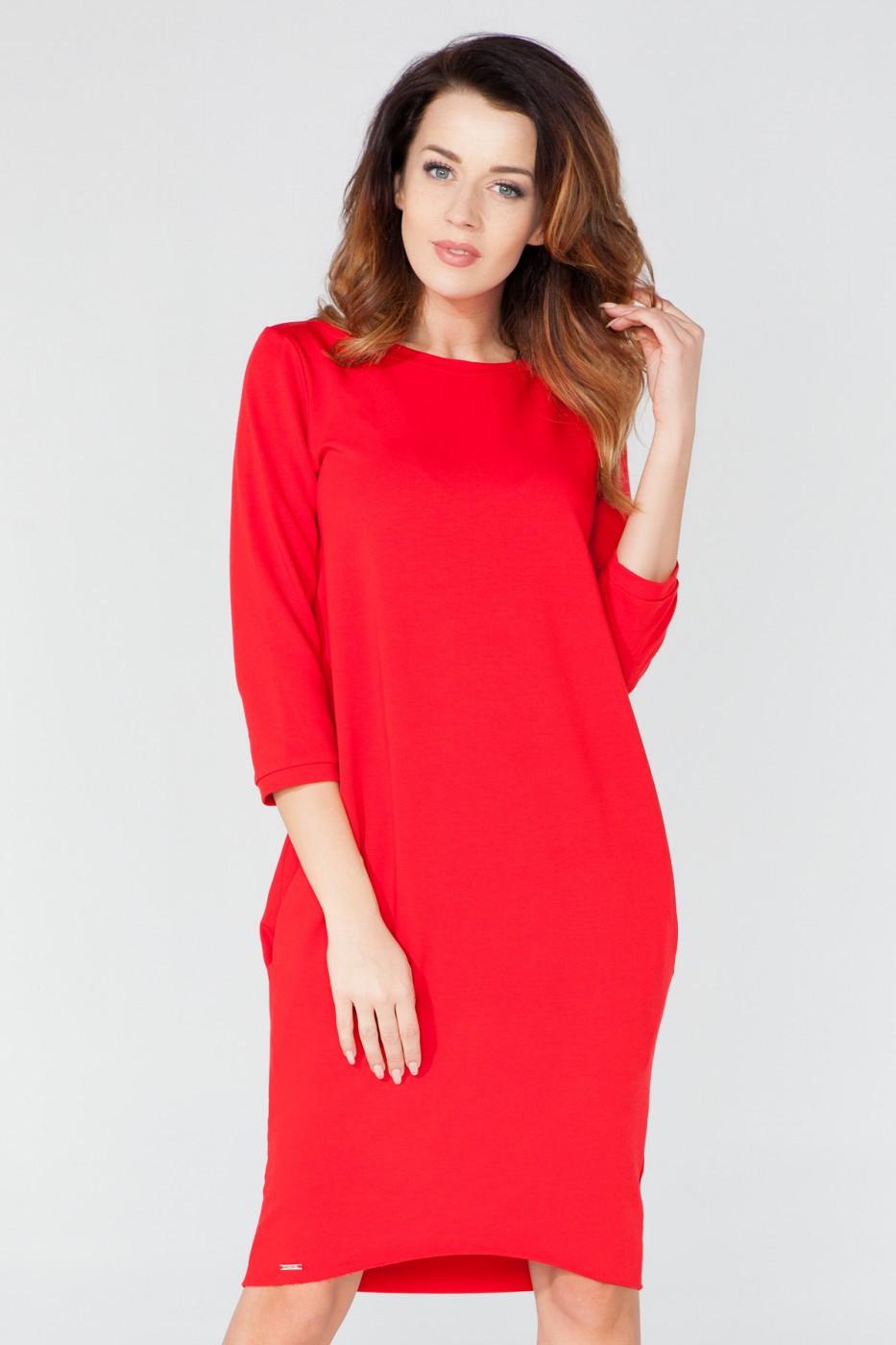 Denní šaty model 51745 Tessita XL