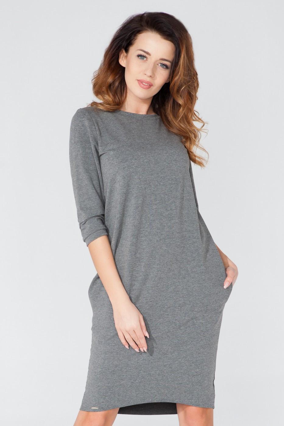 Denní šaty model 51748 Tessita XXL