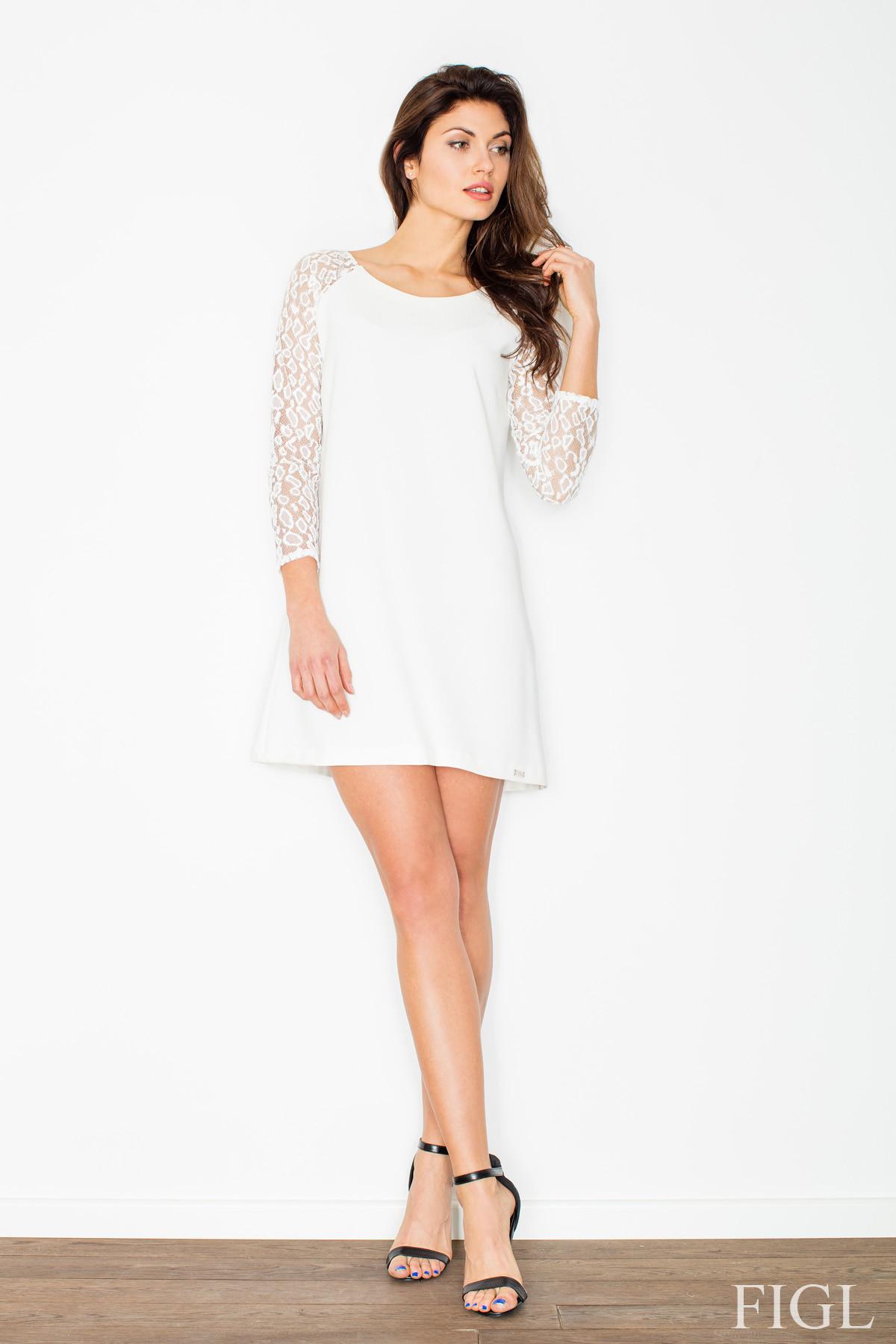 Večerní šaty model 57421 Figl L