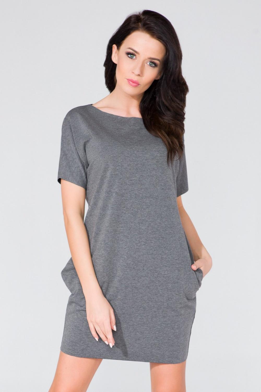 Denní šaty model 59007 Tessita XL/XXL