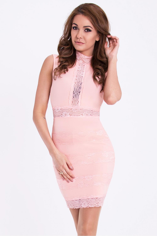Večerní šaty model 59200 YourNewStyle L