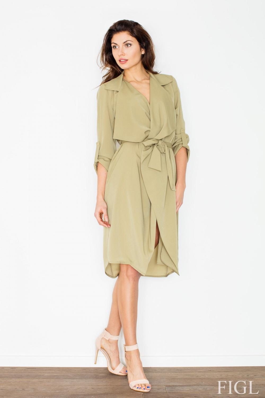Denní šaty model 60193 Figl L