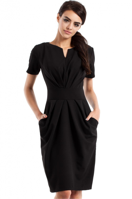 Denní šaty model 60196 Moe M