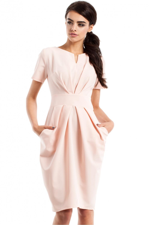 Denní šaty model 60198 Moe M