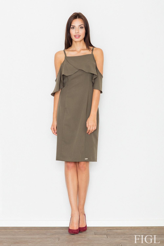 Denní šaty model 60714 Figl L