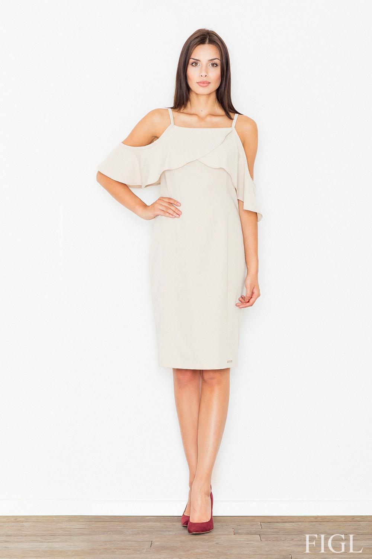 Denní šaty model 60717 Figl XL