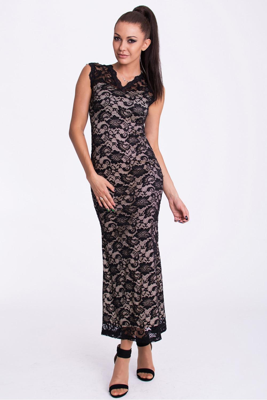Dlouhé šaty model 61332 YourNewStyle S