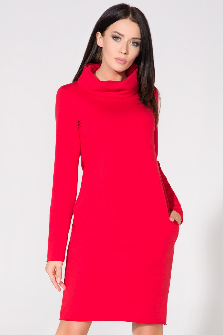 Denní šaty model 61729 Tessita XL