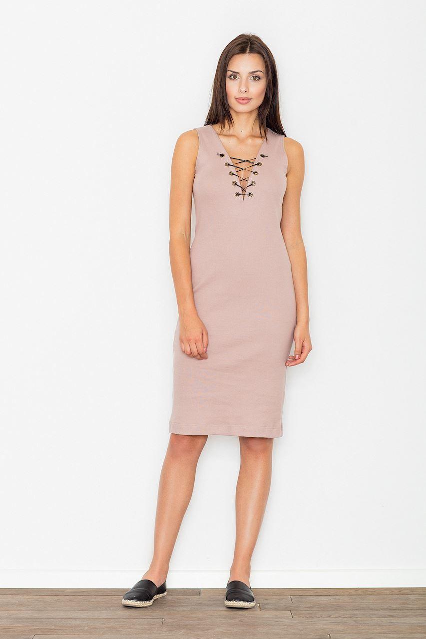 Večerní šaty model 62651 Figl S/M