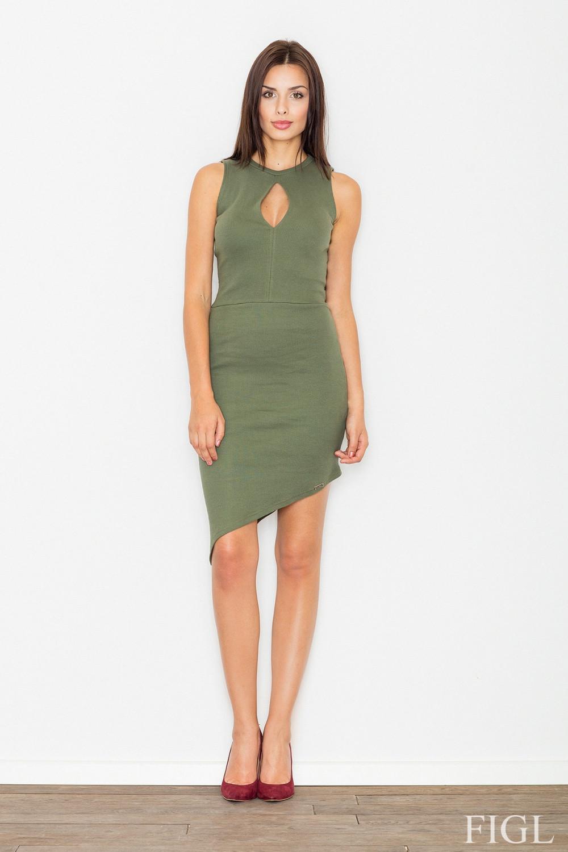 Večerní šaty model 62655 Figl L/XL