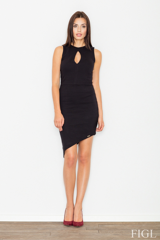 Večerní šaty model 62656 Figl L/XL