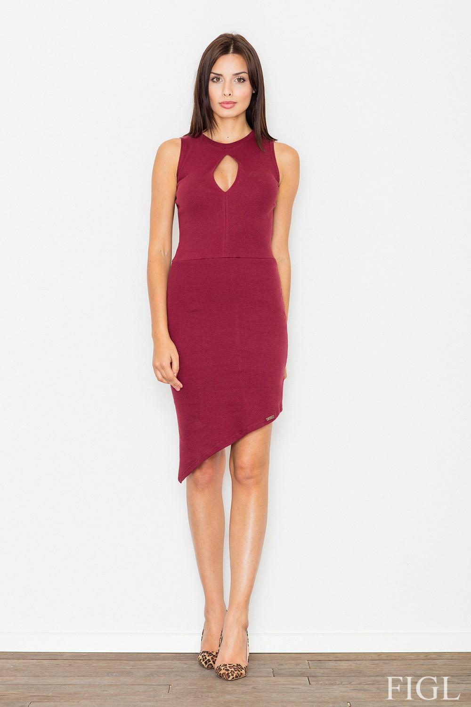 Večerní šaty model 62657 Figl L/XL