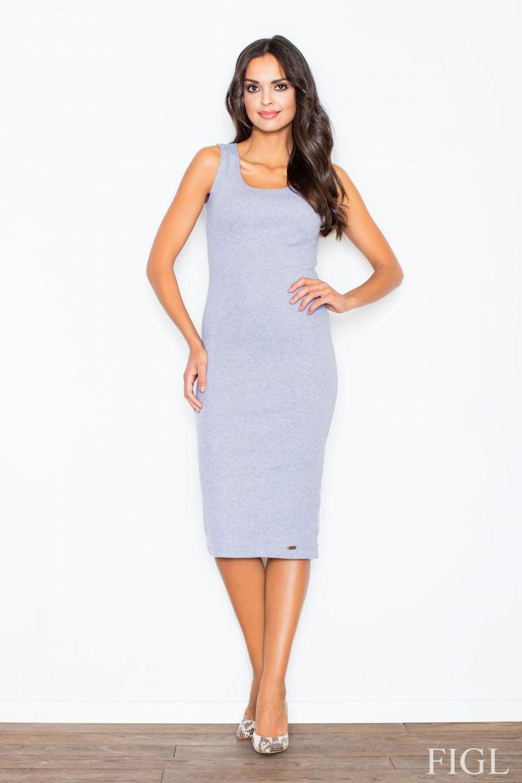Denní šaty model 62661 Figl L/XL