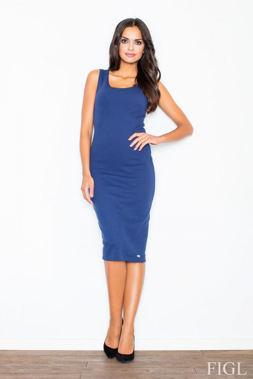 Denní šaty model 62662 Figl L/XL