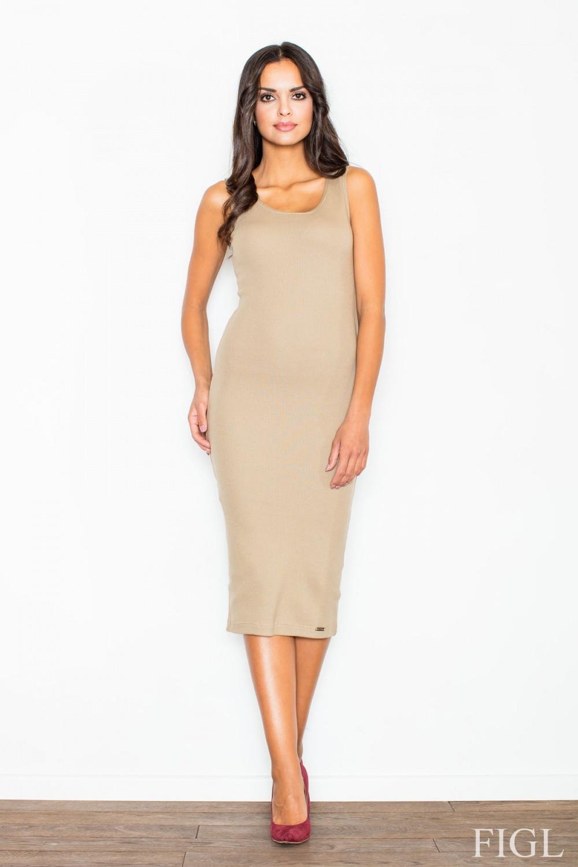Denní šaty model 62664 Figl L/XL