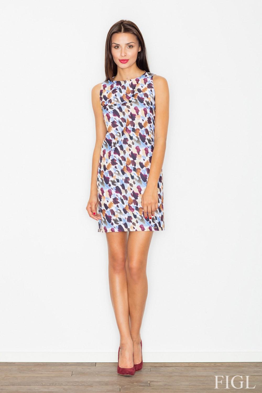 Denní šaty model 62988 Figl L