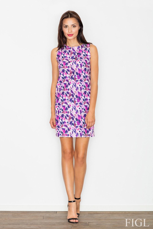 Denní šaty model 62989 Figl L