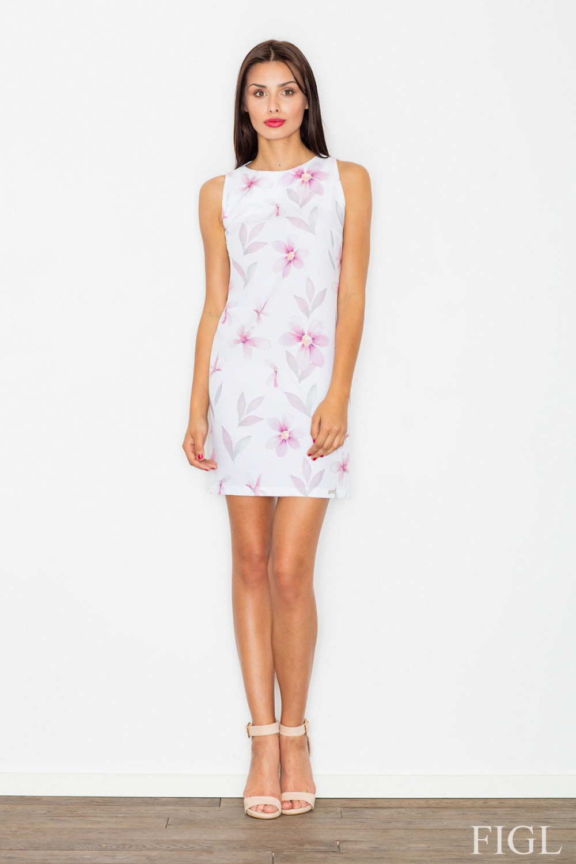 Denní šaty model 62990 Figl L