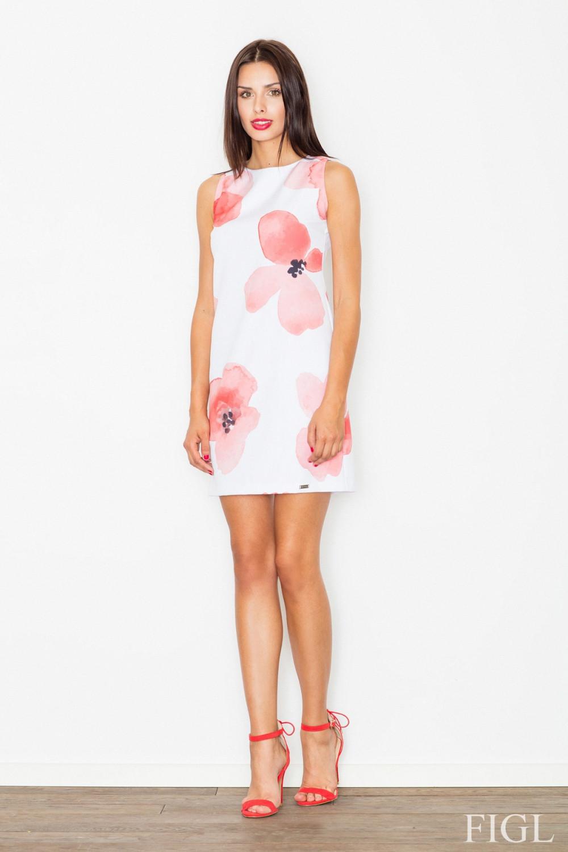 Denní šaty model 62991 Figl L