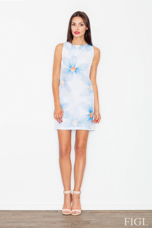 Denní šaty model 62992 Figl L