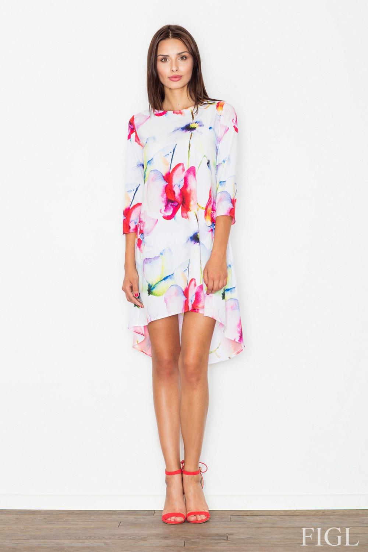 Denní šaty model 62994 Figl L