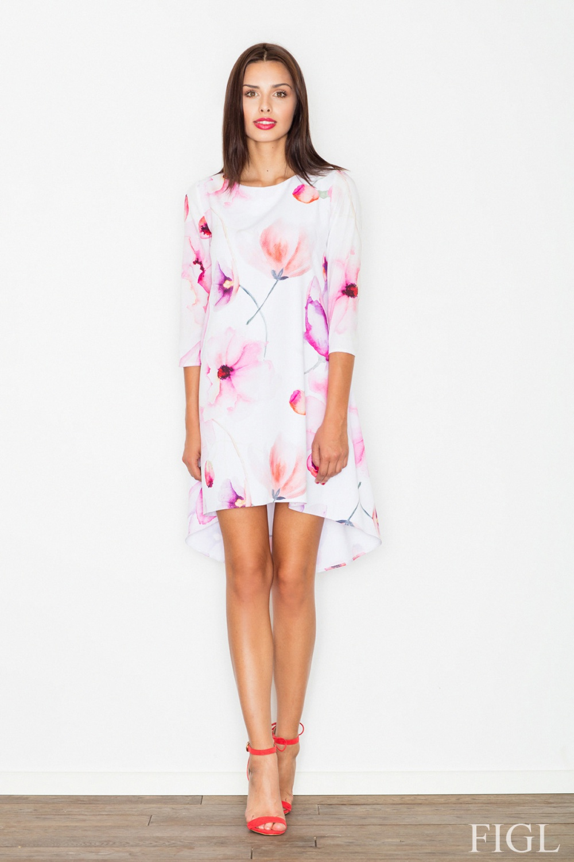 Denní šaty model 62995 Figl L