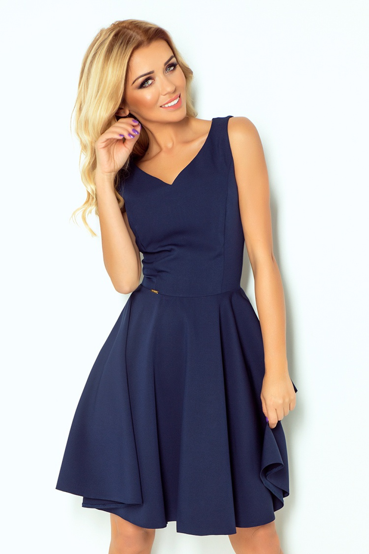 Denní šaty model 63007 Numoco XL