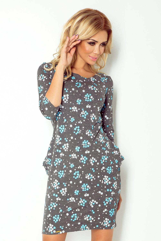 Denní šaty model 63010 Numoco L