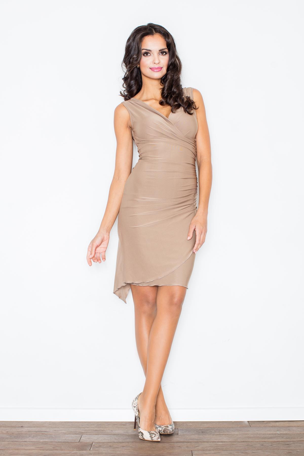 Večerní šaty model 6671 Figl XL