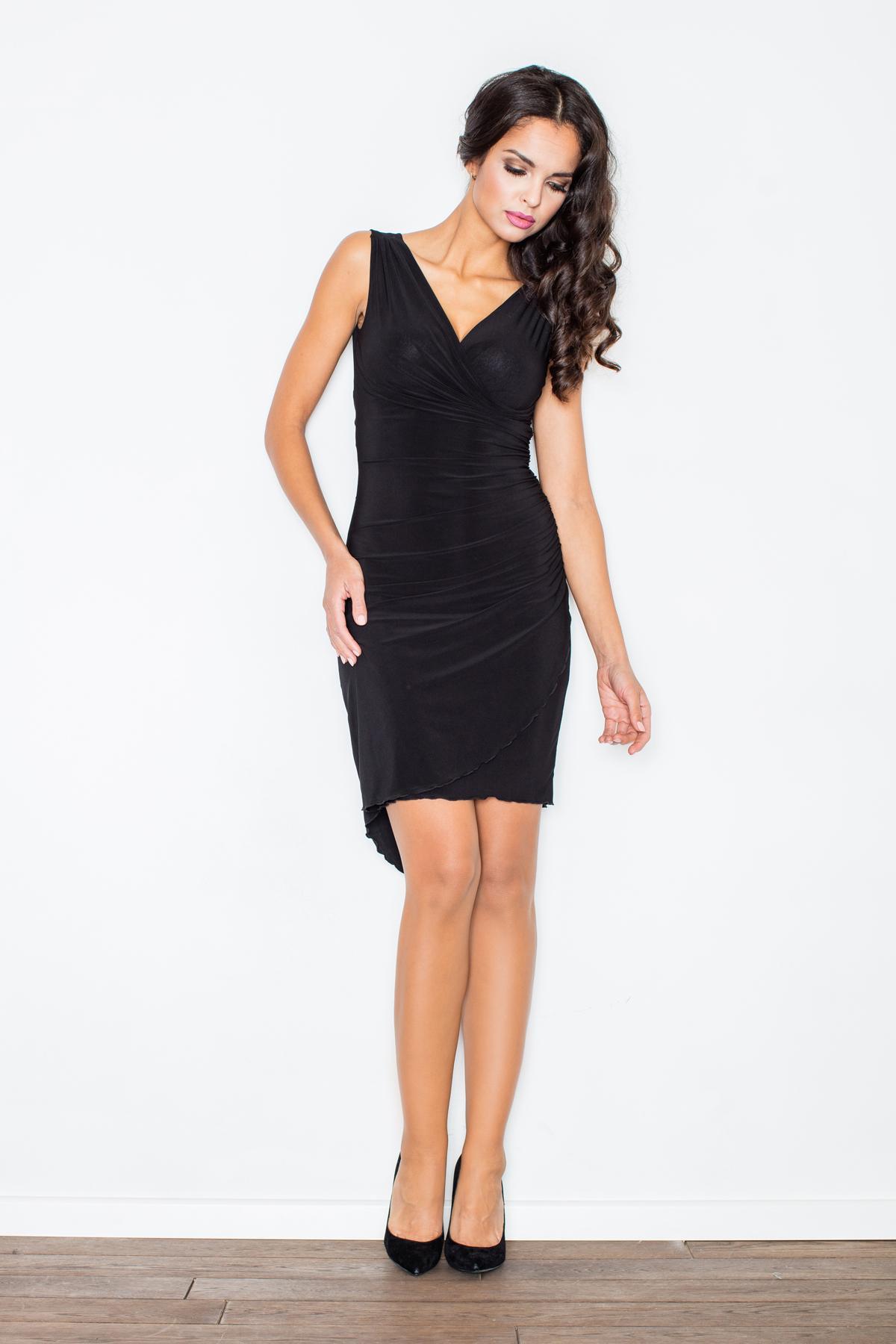 Večerní šaty model 6672 Figl XL