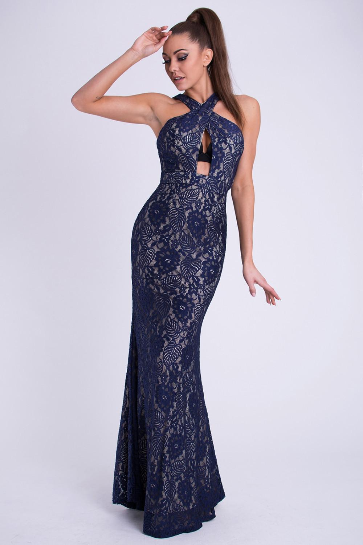 Dlouhé šaty model 69402 YourNewStyle L