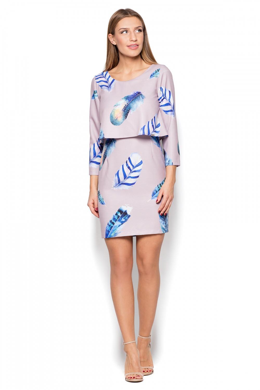 Denní šaty model 76968 Katrus L