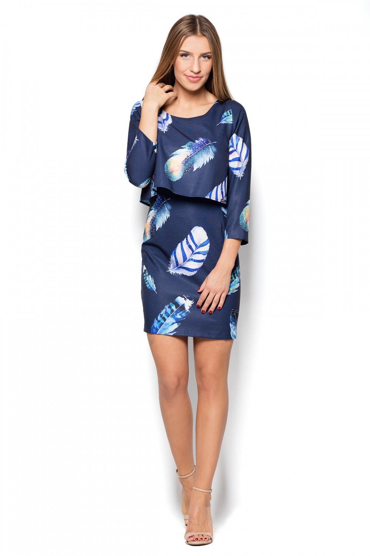 Denní šaty model 76969 Katrus S
