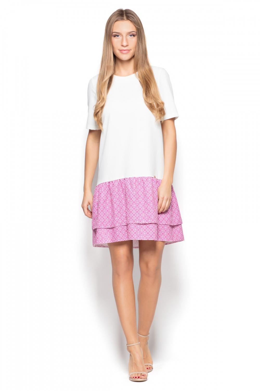 Denní šaty model 77027 Katrus S