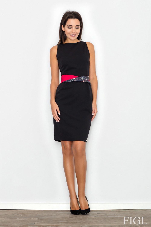 Denní šaty model 77063 Figl XL