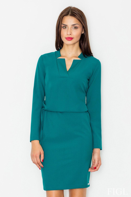 Denní šaty model 77064 Figl XL