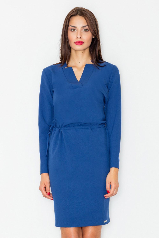 Denní šaty model 77065 Figl XL