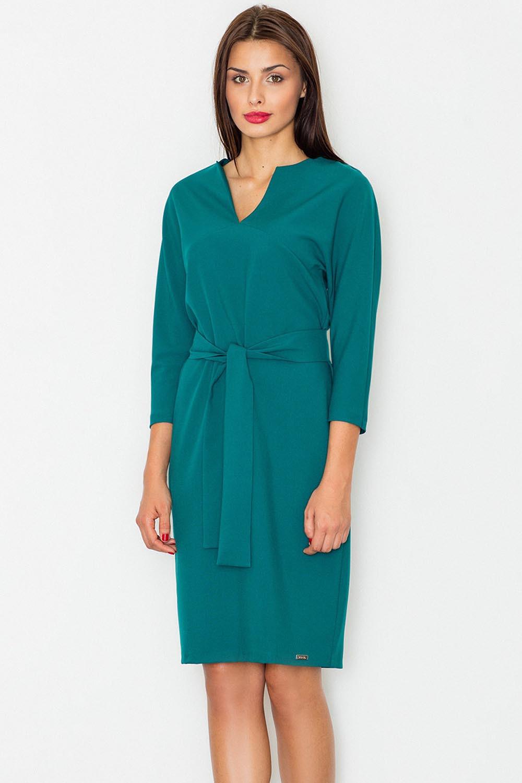 Denní šaty model 77106 Figl XL