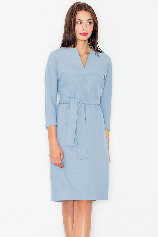 Denní šaty model 77107 Figl XL