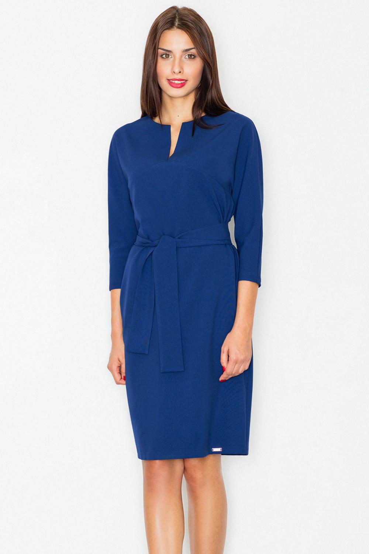 Denní šaty model 77108 Figl XL