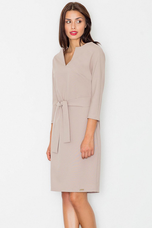 Denní šaty model 77109 Figl XL