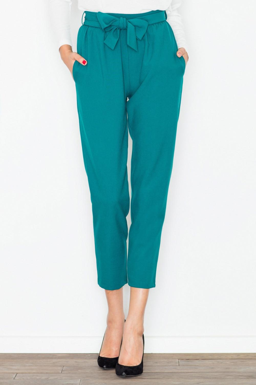 Dámské kalhoty model 77114 Figl M