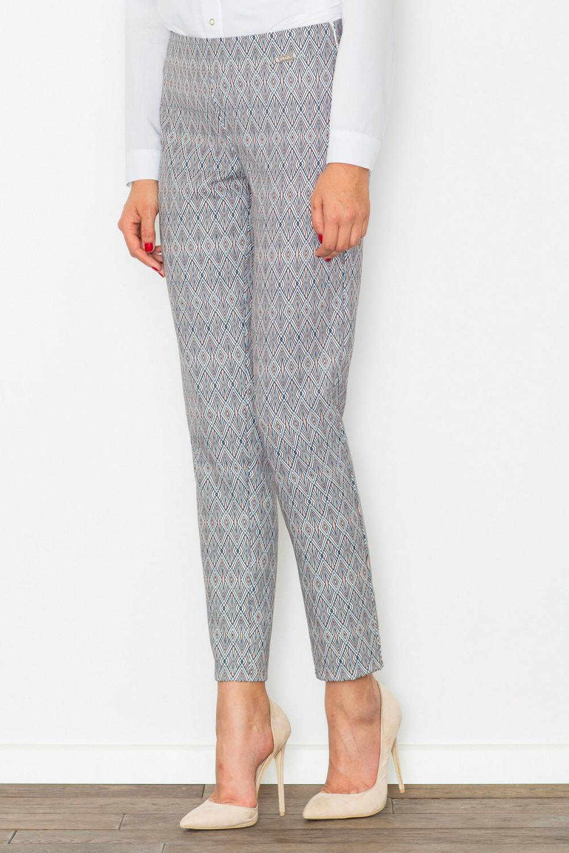 Dámské kalhoty model 77142 Figl M
