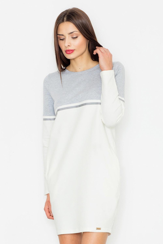 Denní šaty model 77148 Figl XL