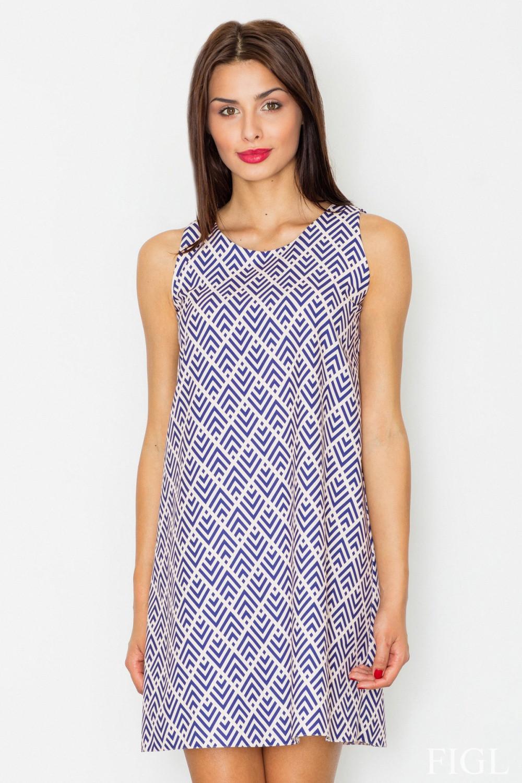 Denní šaty model 77155 Figl M