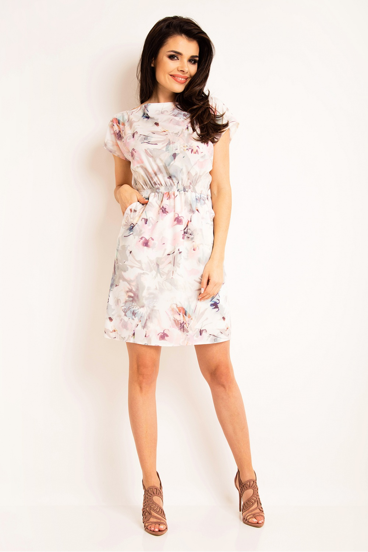 Denní šaty model 80400 awama Velikost: 36