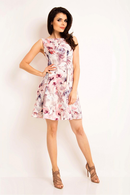 Denní šaty model 80425 awama Velikost: 36