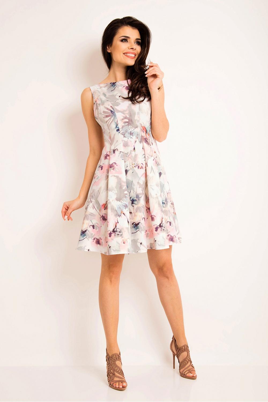 Denní šaty model 80426 awama Velikost: 36